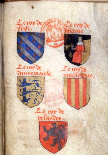 De eerste historie van de Friese vlag - Echte Friese Vlag