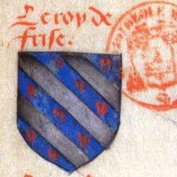 wapen Koning van Friesland 1475